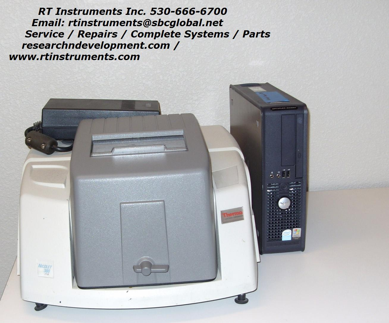 FTIR Thermo Nicolet 380 FTIR