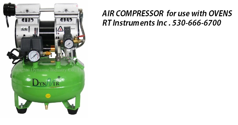 Compressor for Aging oven Accessorie for Aging Ovens