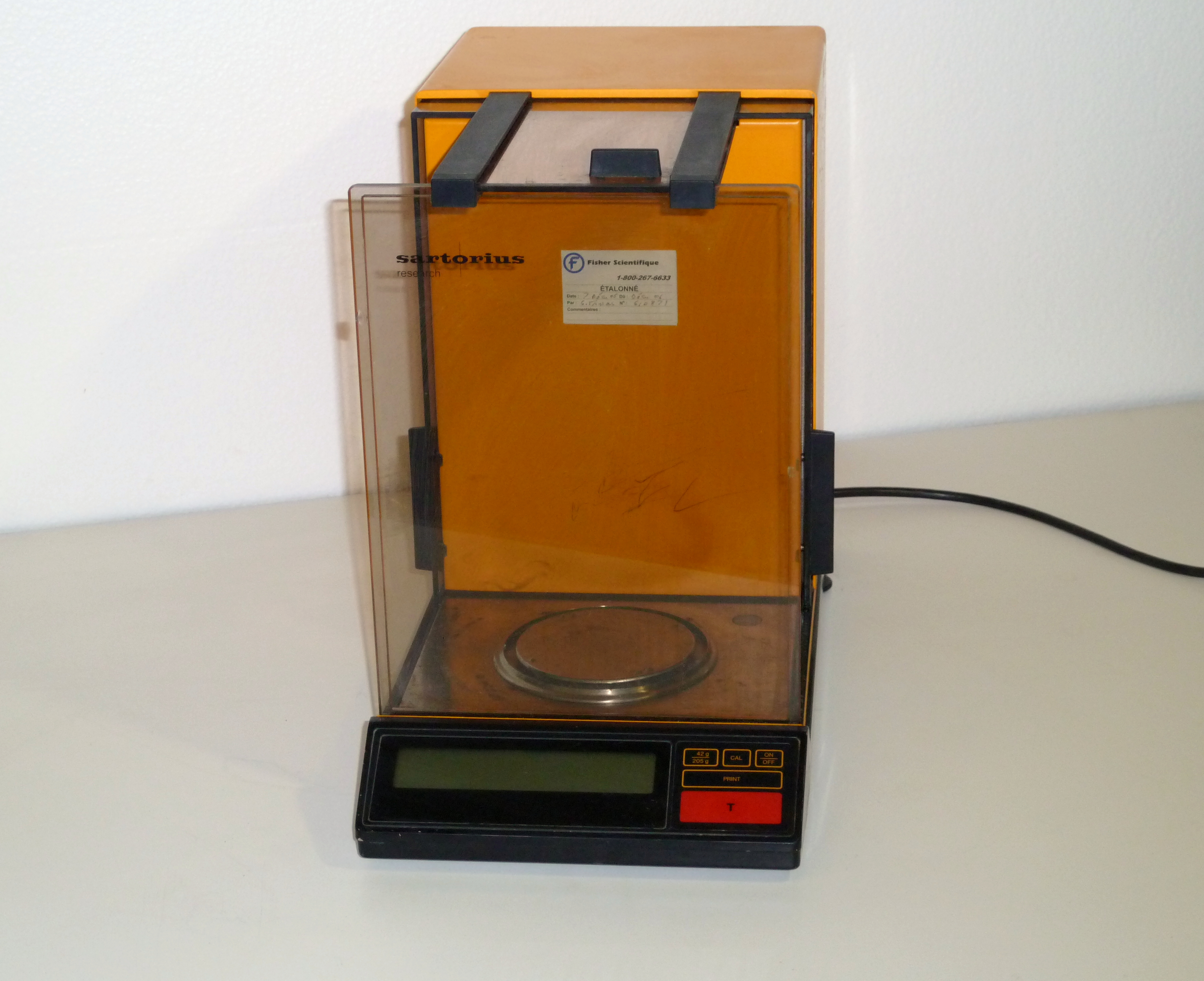 Analytical Balance Sartorius Research R200D