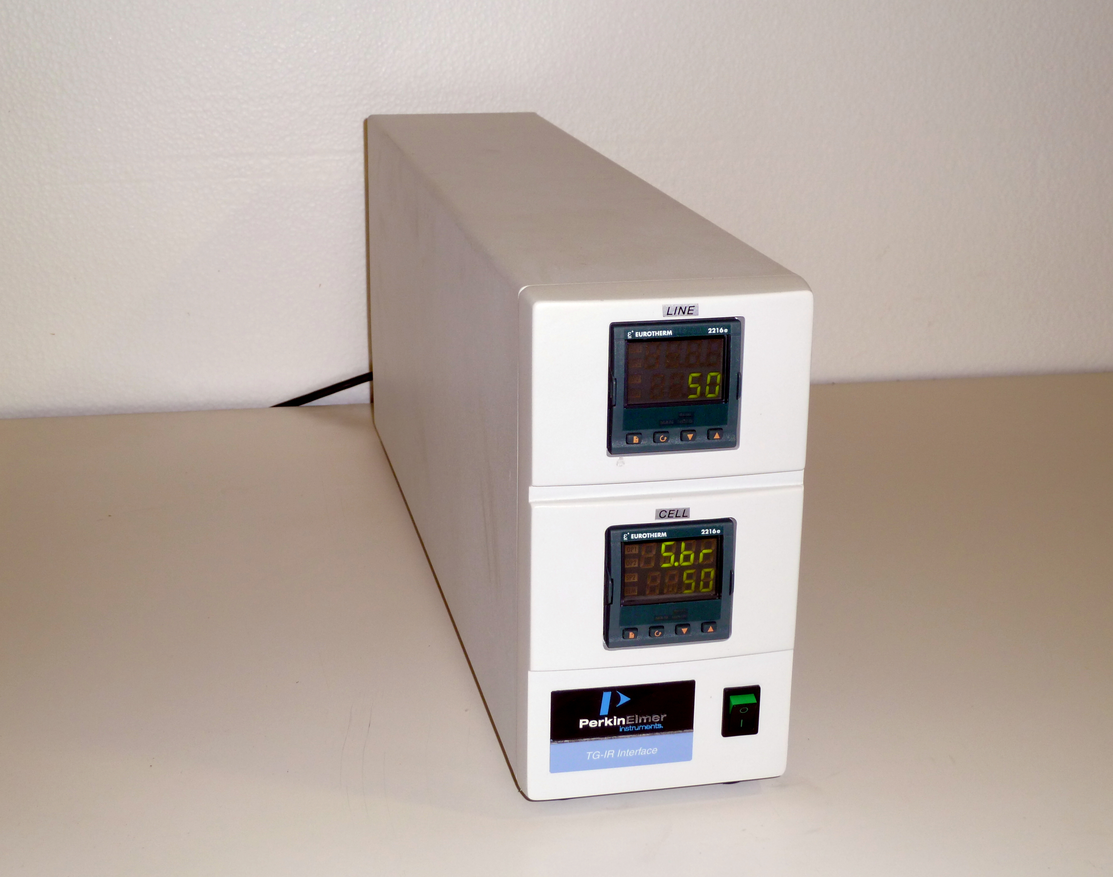 PERKIN ELMER TG-IR Interface