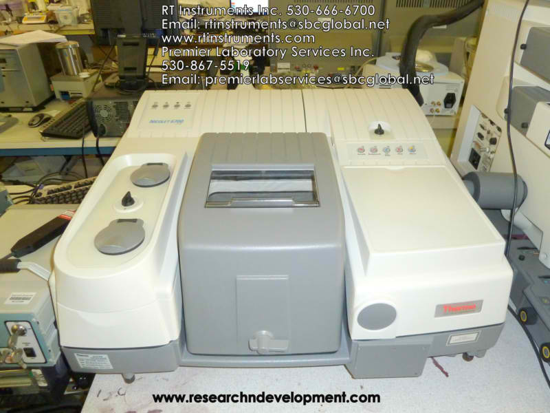 FTIR Thermal Nicolet 6700 FTIR