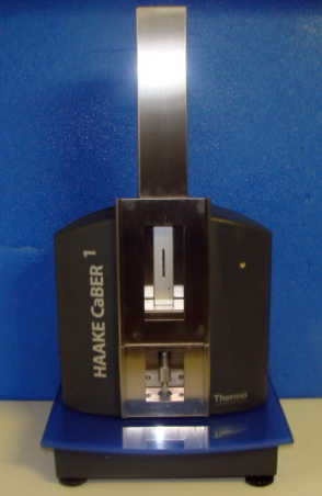 Thermo Haake Caber 1 Extensioal Rheometer