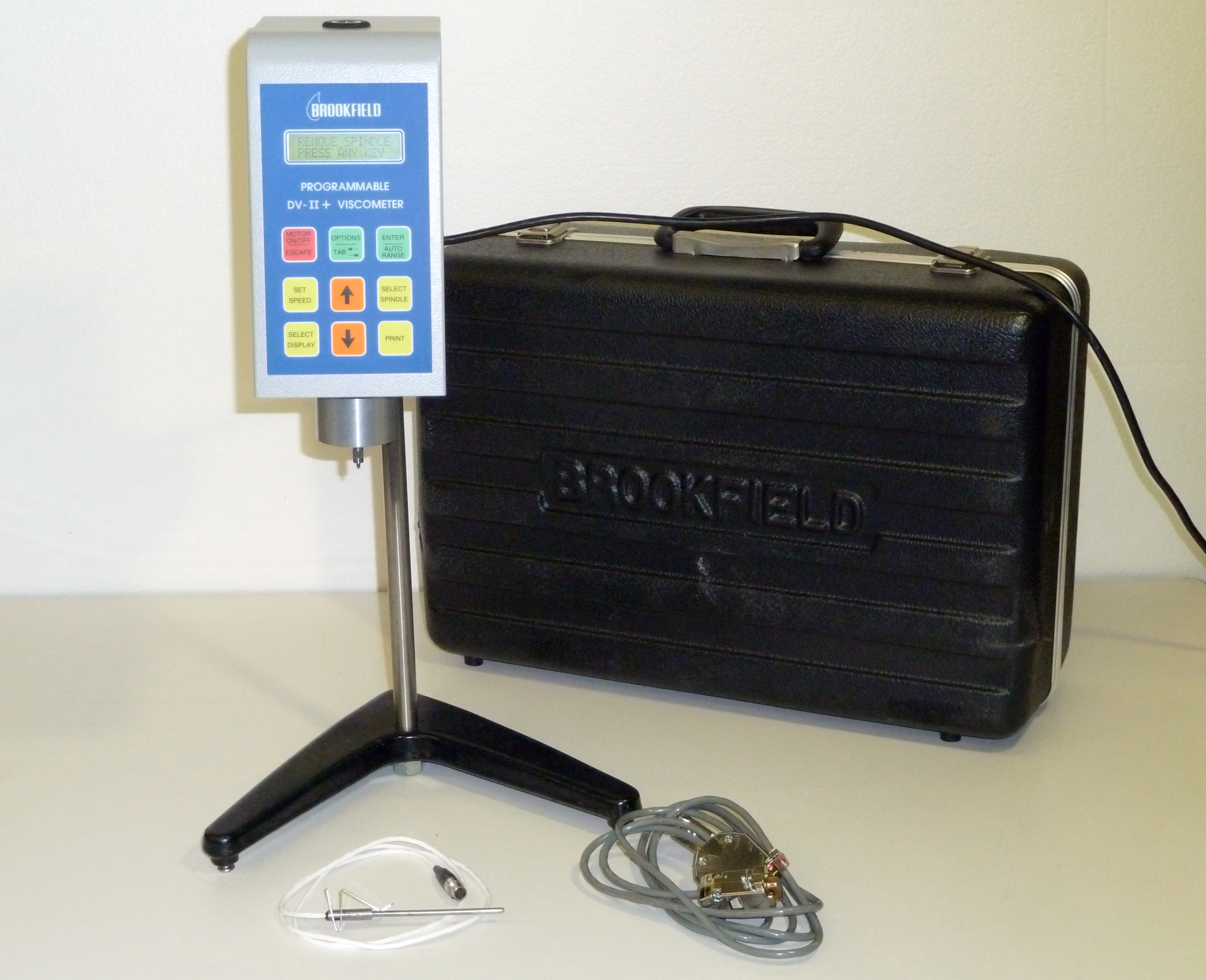 Brookfield DV-11 Plus Digital Viscometer Model HBDV11