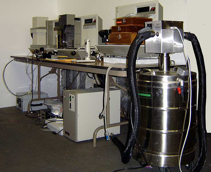 TA Instruments Thermal Lab TGA , DSC, DMA