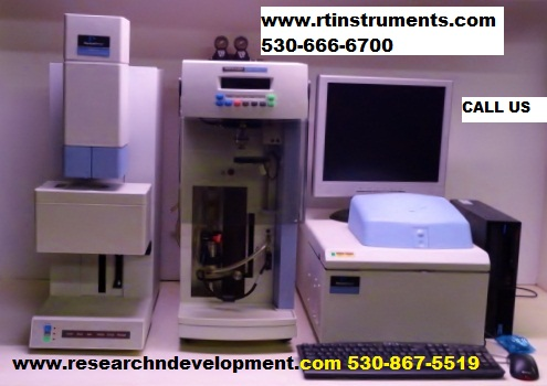 PERKIN ELMER THERMAL LAB PACKAGE